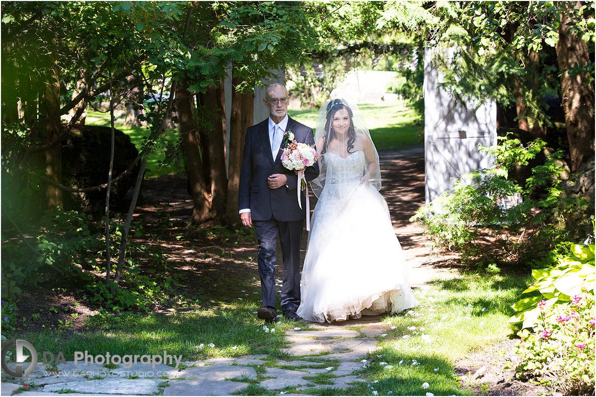 MillCroft Inn and Spa Wedding Ceremonies