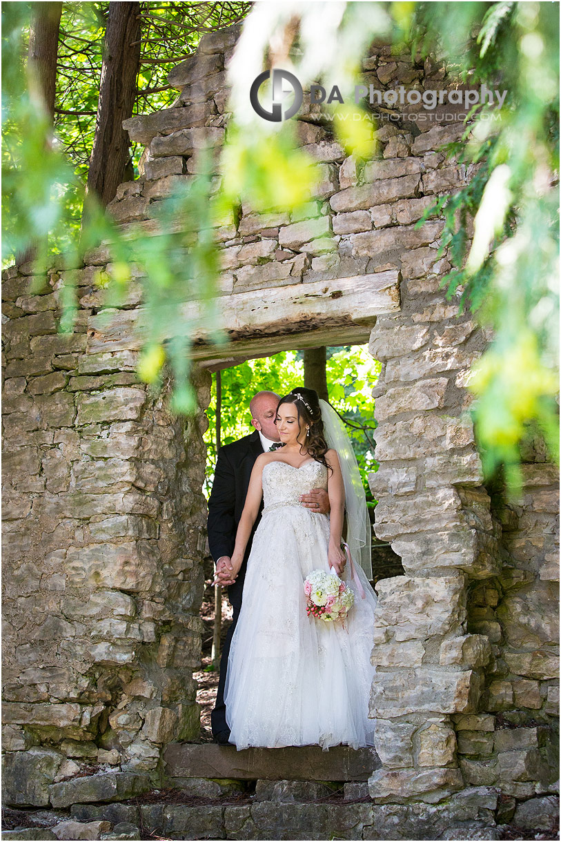 Photographer for rustic wedding at MillCroft Inn and Spa