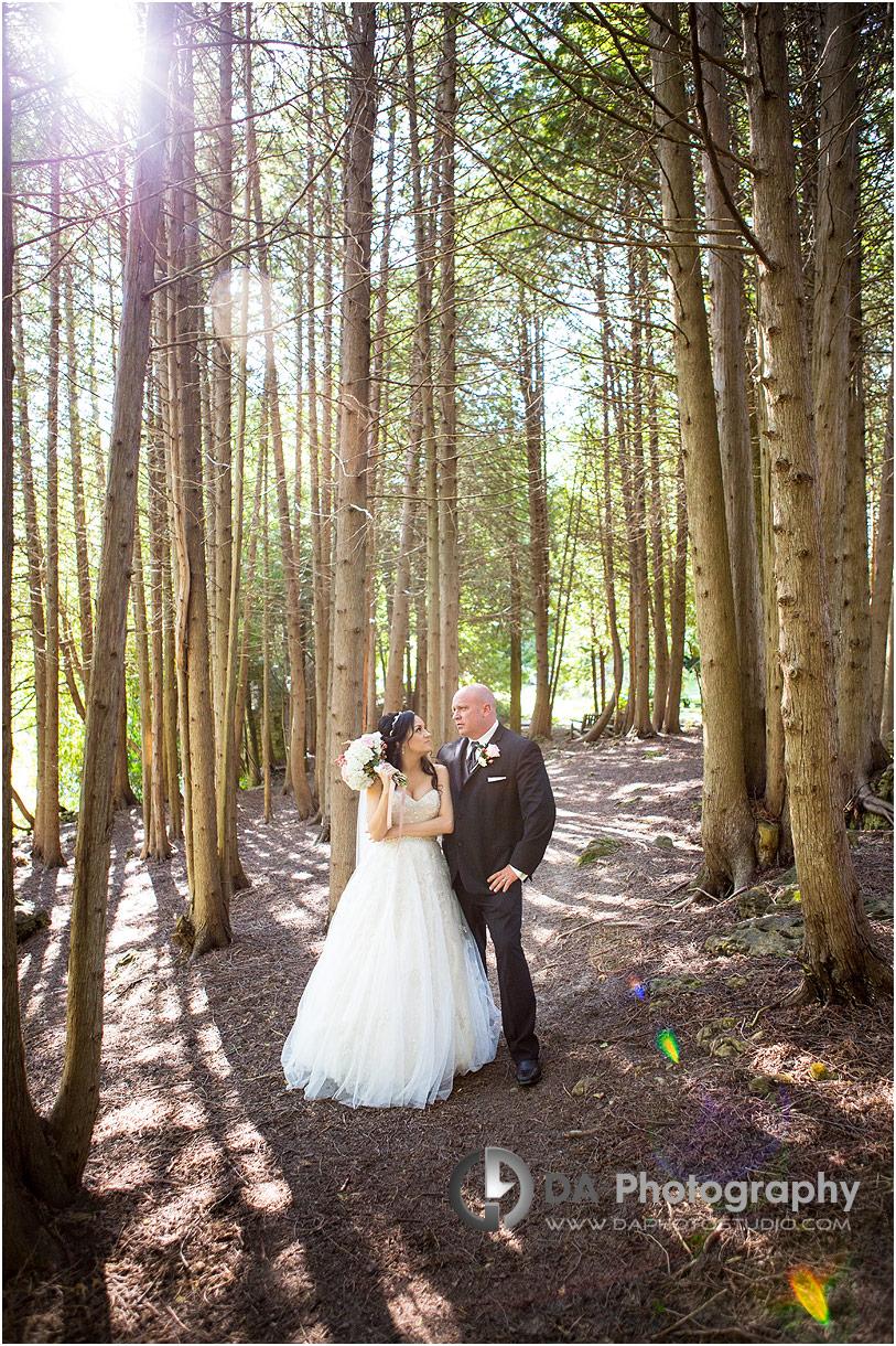 MillCroft Inn and Spa Rustic Wedding