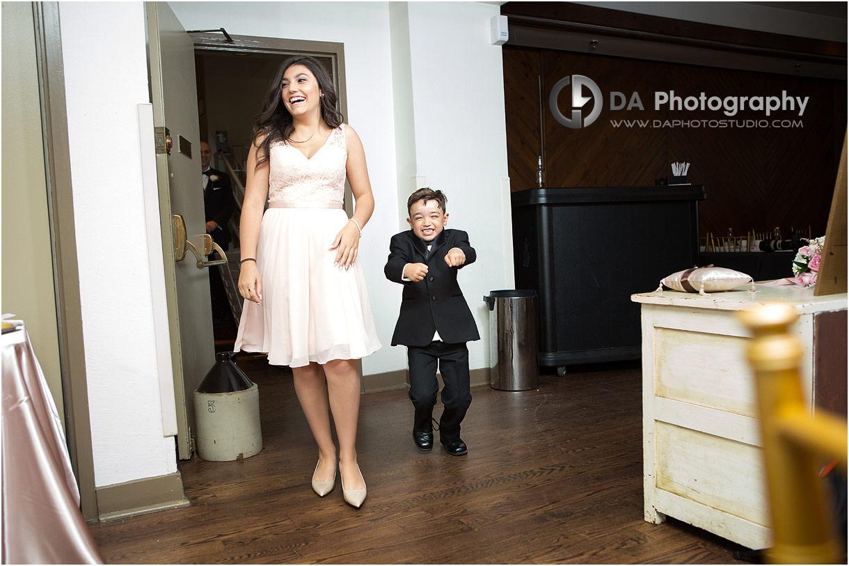 MillCroft Inn and Spa Wedding Reception