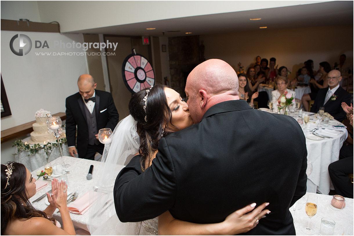 Wedding Receptions at MillCroft Inn and Spa
