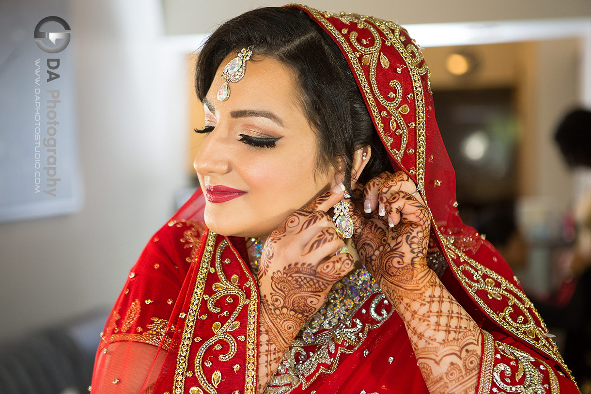 Bride in Mississauga