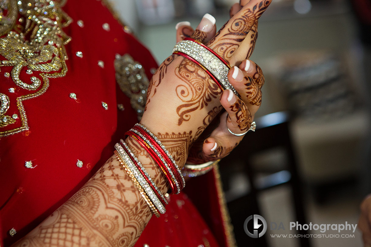 Photos at Hindu Wedding in Mississauga
