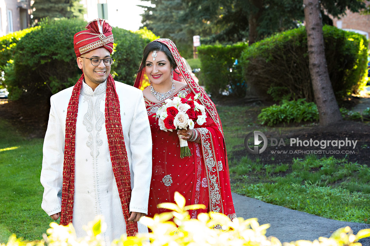 First Look at Hindu Temple Wedding in Mississauga