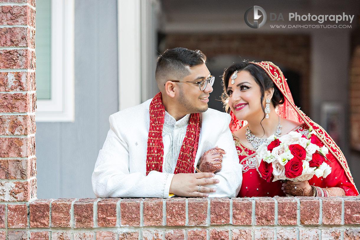 Hindu Temple Wedding