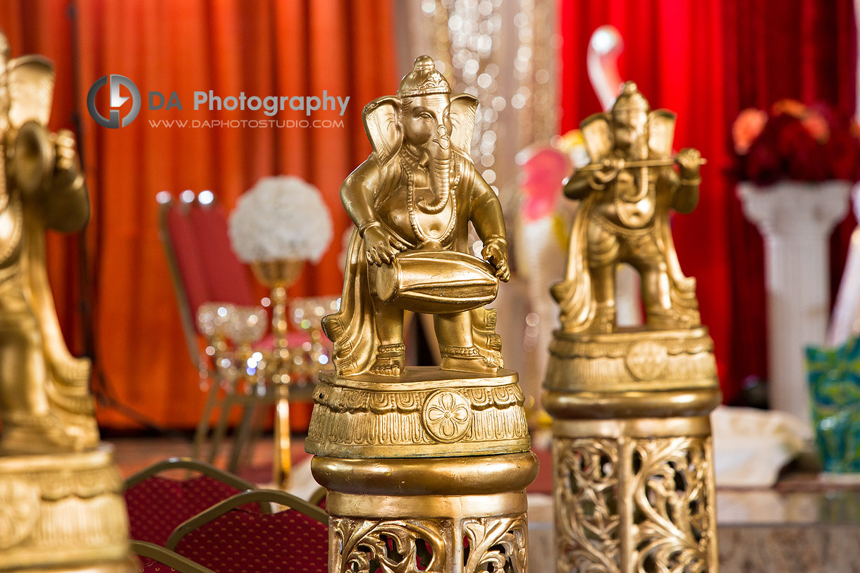 Photographs of Hindu Temple in Mississauga