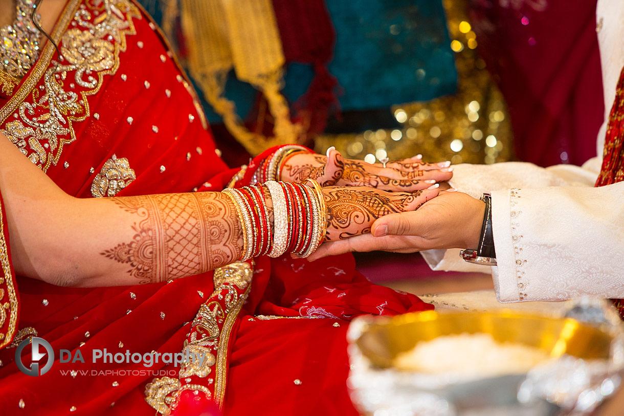 Wedding Ceremonies at Hindu Temple in Mississauga