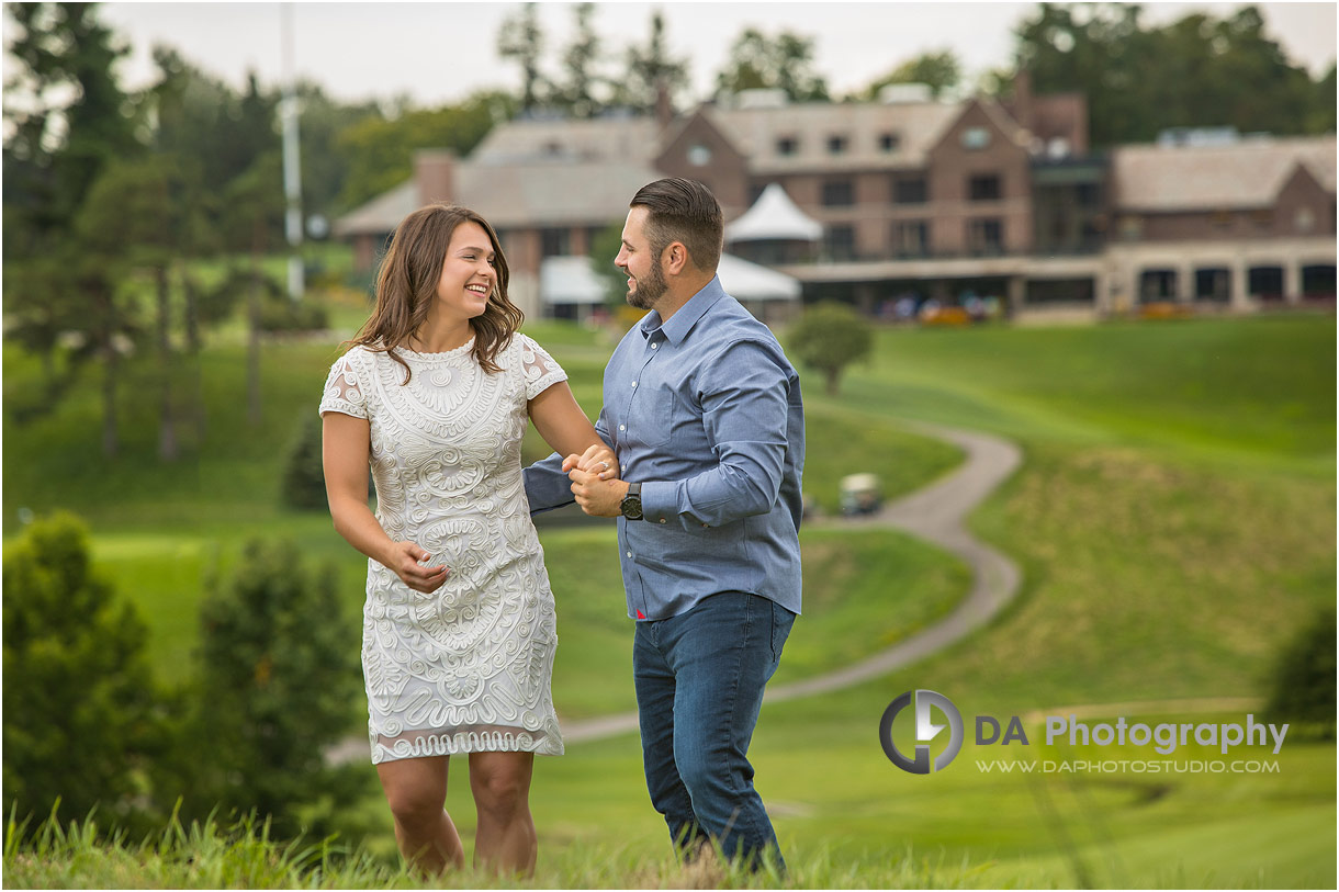 Engagement Photo Location in Ancaster