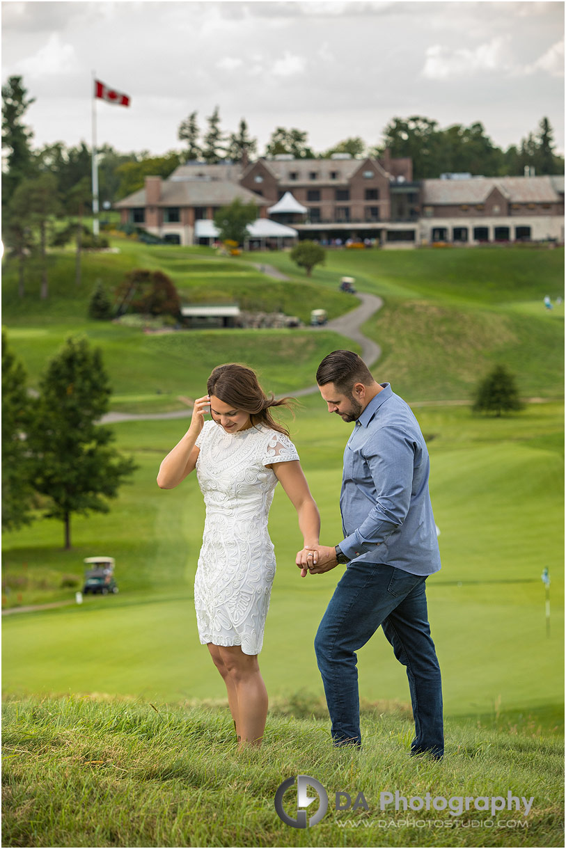 Engagements at Hamilton Golf Club
