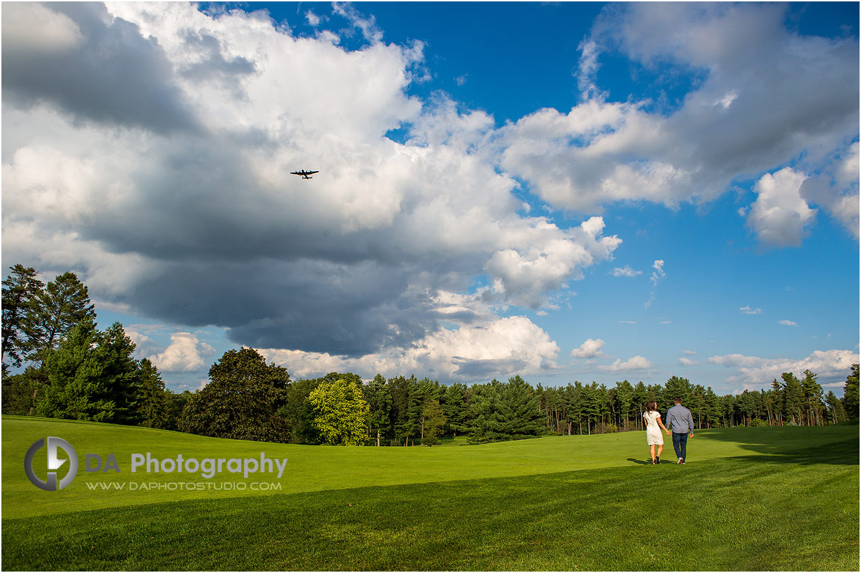 Hamilton Golf Club Engagements in Ancaster