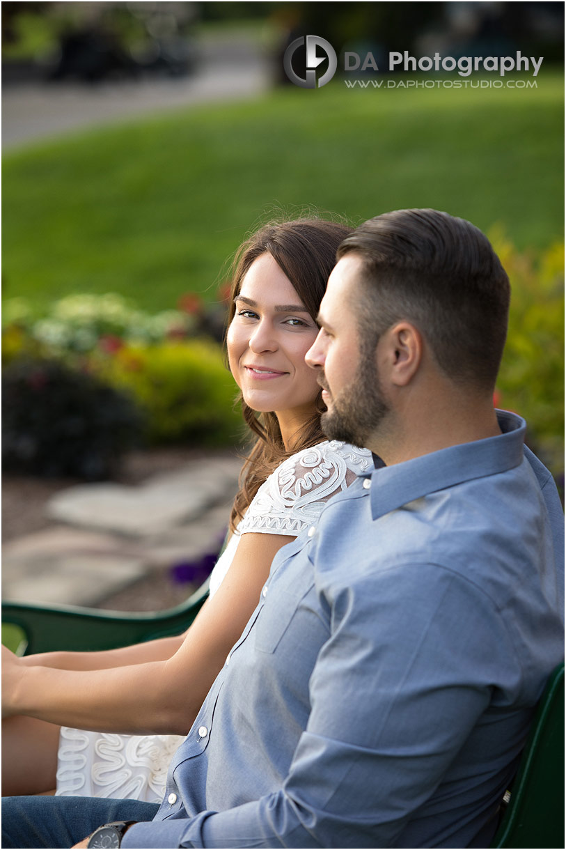 Engagement Photography in Ancaster
