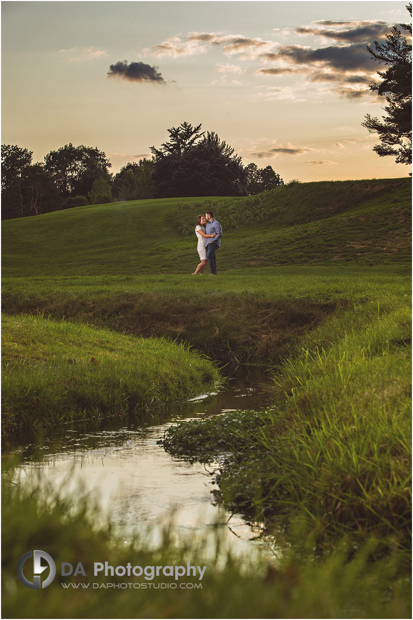 Engagements at Hamilton Golf Club in Ancaster