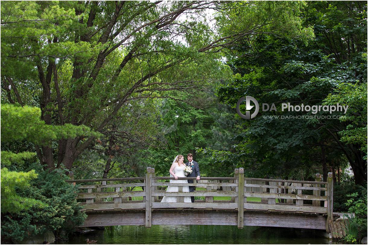 Bride and Groom at Kariya Park