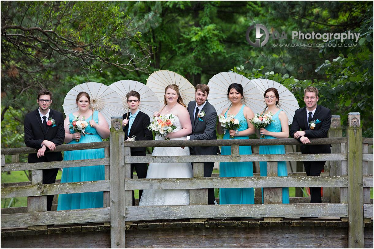 Outdoor Wedding at Kariya Park