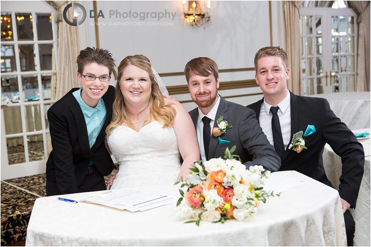 Wedding Photos at Roma's Hospitality Centre