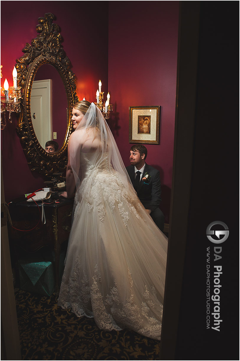 Wedding Dress at Roma's Hospitality Centre