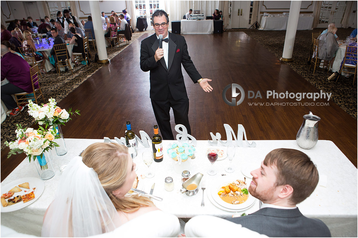 Weddings at Roma's Hospitality Centre in Mississauga