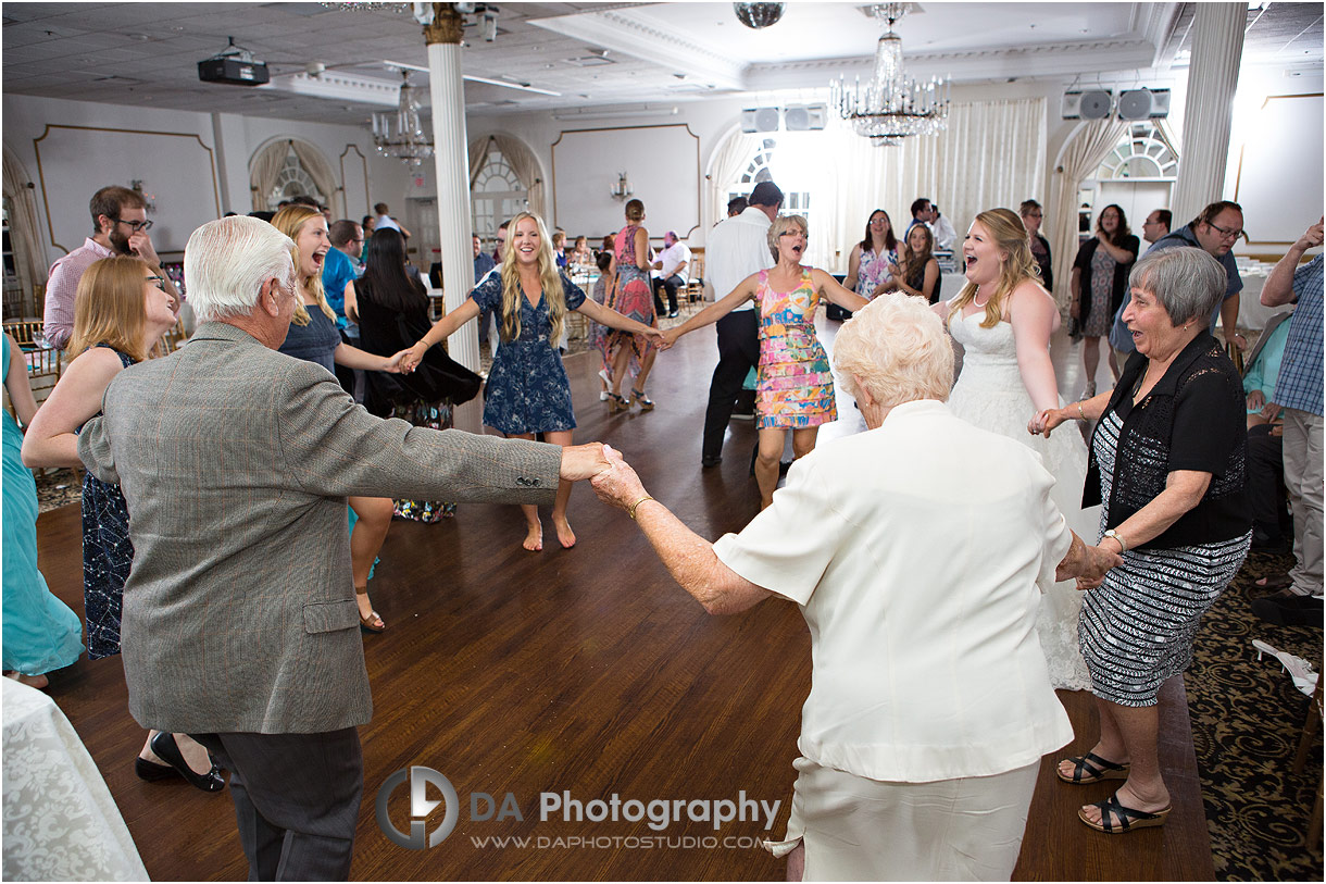 Wedding Receptions at Roma's Hospitality Centre