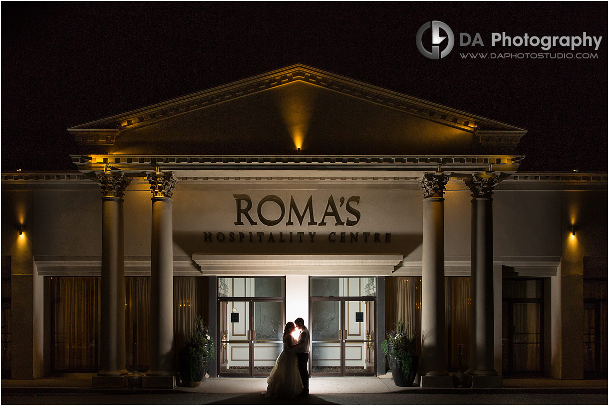 Roma's Hospitality Centre Wedding Photographer