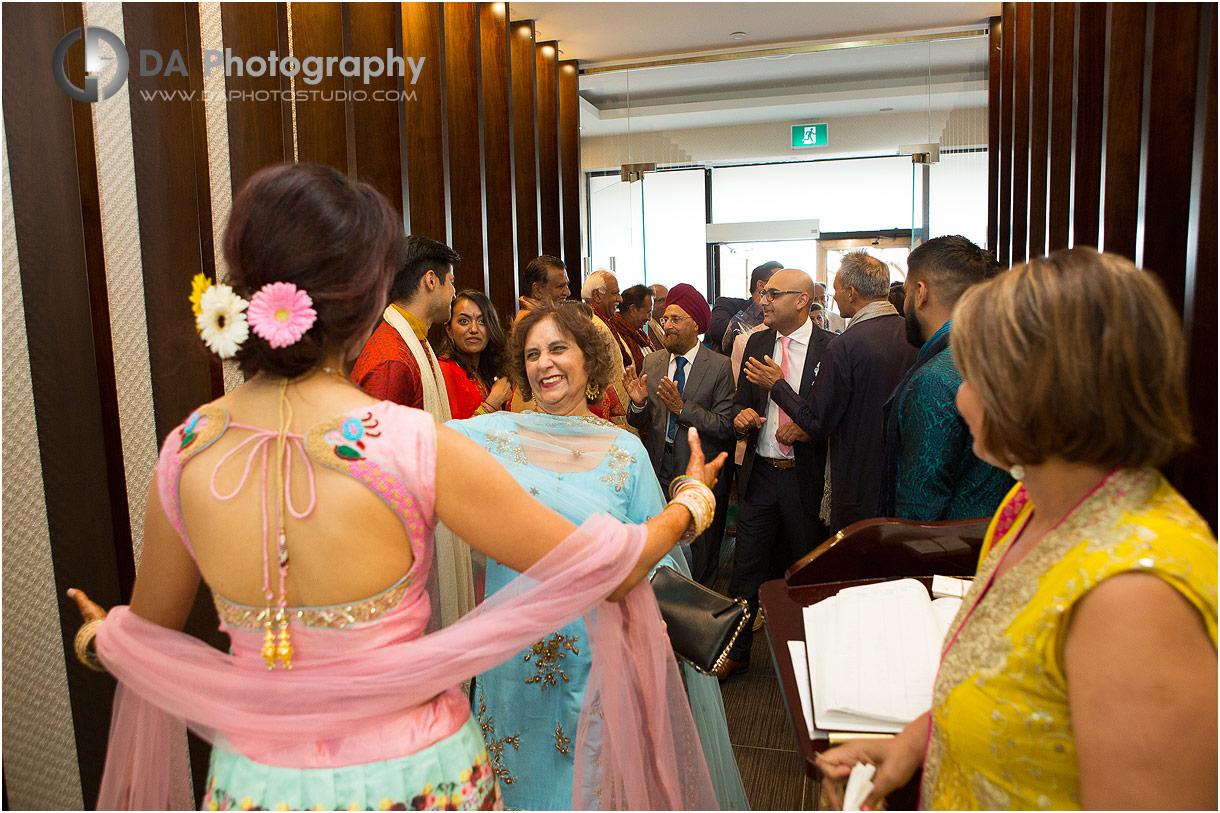 Indian pre-wedding ceremonies